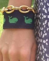Needlepoint Cuffs