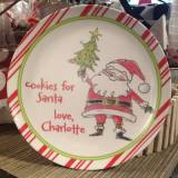 Personalized Melamine Plate In Childrens  . . .