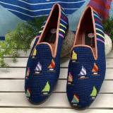 By Paige Ladies Rainbow Fleet Of Sails On  . . .