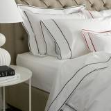 "Ansonia By Matouk Standard Sham With 8""  . . ."
