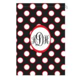 Monogram Laundry Bag With Georgia Black  . . .