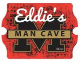 Personalized Sign Vintage Stadium Man Cave  . . .