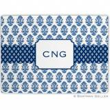 Beti Navy Glass Cutting Board