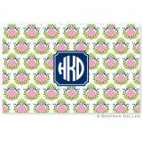 Boatman Geller Personalized Placemat Pink  . . .