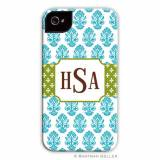 Personalized IPhone Case Beti Teal