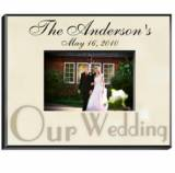 Personalized Wedding Photo Frame