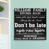 Personalized Custom Canvas Print Family  . . .