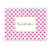 Boatman Geller Personalized Flo Foldover Note