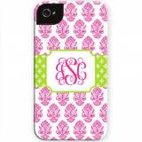Personalized Phone Case Beti Pink