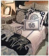 Jane Wilner Designs Ellie Or Leopard  Blue  . . .