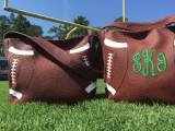 Football Tote Bag Plain Or Personalized