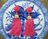 Lisi Lerch Coco Tassel Earrings Several  . . .