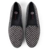 By Paige Women s Herringbone Gray And  . . .