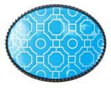 Loopty Loo Garden Maze In Turquoise Belt  . . .