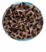 Loopty Loo Leopard Chenille Flower Belt  . . .