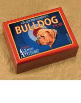 Personalized Cigar Humidor Bulldog Ale
