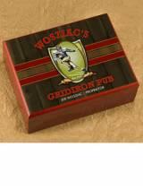 Personalized Cigar Humidor Gridiron Pub