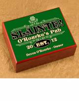 Personalized Cigar Humidor Slainte Classic