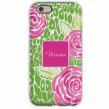 Personalized IPhone Case Mia Pink