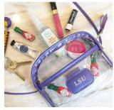 Jon Hart Personalized Clear Becky Gameday Bag