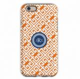 Personalized IPhone Case Greek Key