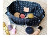Jon Hart Design Logo Printed Makeup Case  . . .