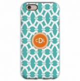 Personalized IPhone Case Trellis