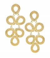 Lisi Lerch Ginger Earrings Gold Or Silver  . . .