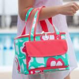 Monogrammed Flora Bora Cooler Bag