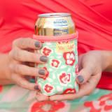 Flora Bora Drink Hugger