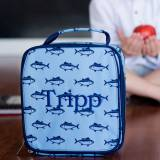 Personalized Finn Lunch Box