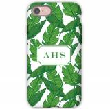 Personalized IPhone Case Banana Leaf