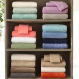 Matouk Milagro Bath Towel Set Of Two With  . . .