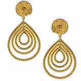 Lisi Lerch Sophia Earrings Gold