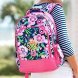 Personalized Pretty Posie Backpack