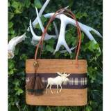Custom LOB Bag Ribbon XL Motif