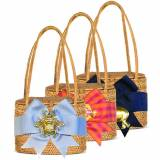 Savannah Baby Bali Bag Bow Ad Motif