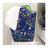 Monogrammed EVA Under Wraps Laundry Tote