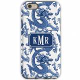 Personalized IPhone Case Imperial Blue