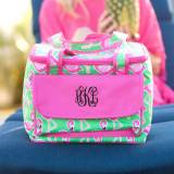 Personalized Flamingle Cooler Bag
