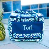 Personalized Make Waves Cooler Bag
