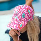 Monogrammed Beachy Keen Ladies Cap