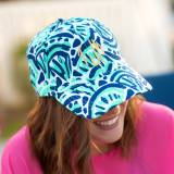 Monogrammed Make Waves Ladies Cap