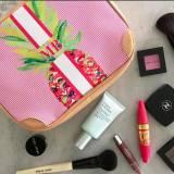 Monogrammed Cosmetic Kit Spring  . . .
