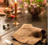 Matouk Chamant Table Linen Collection