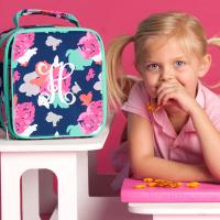 Personalized Amelia Lunch Box