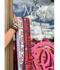 Game Day Beaded Purse Straps