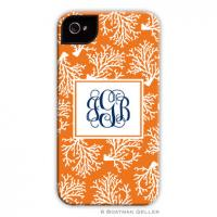 Personalized Coral Repeat  Phone Case By Boatman Geller