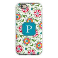 Personalized iPhone Case Suzani