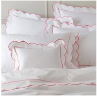 Butterfield by Matouk King Pillow Cases Pair No Monogram